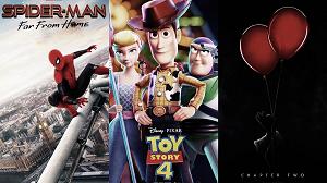 Las películas más populares del 2019